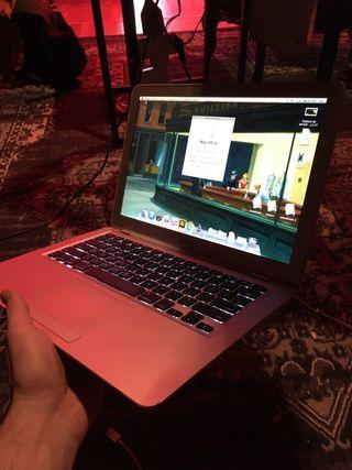 MacBook Air 1,1