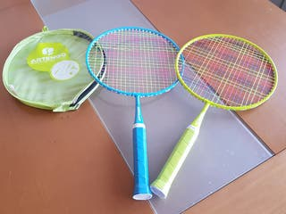 Raquetas para niños sin estrenar