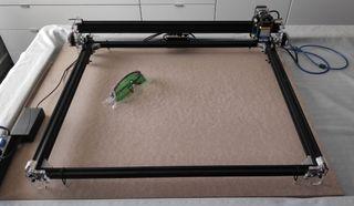 Grabador láser 65x50cm