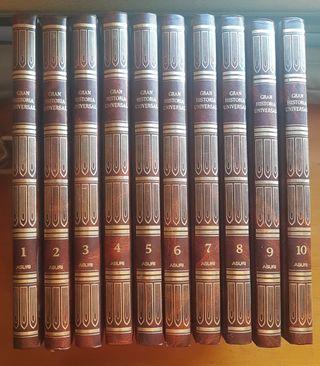 Enciclopedia Gran Historia Universal