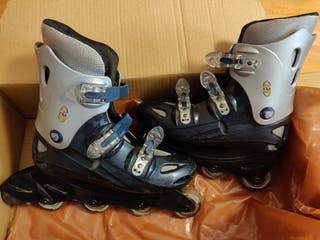 Patines Crazy Creek talla 43