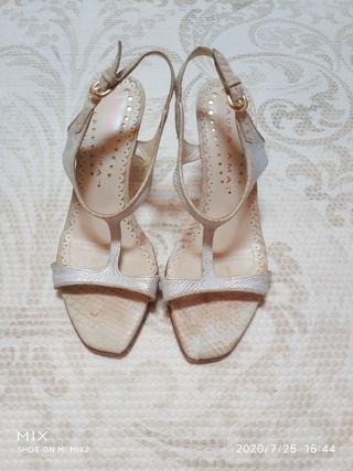 Sandalias de Laura Amat