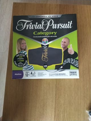 Trivial Pursuit Category digital