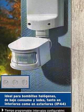 Detector de movimiento IP44 Powefix Profi