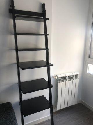 Estantería escalera Ikea