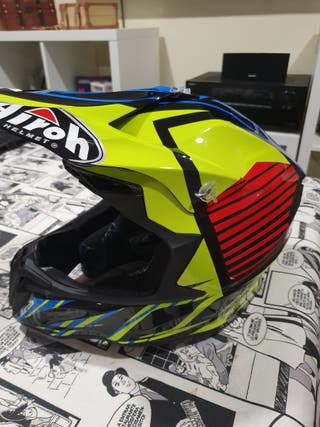Casco moto Airog Helmet Nuevo