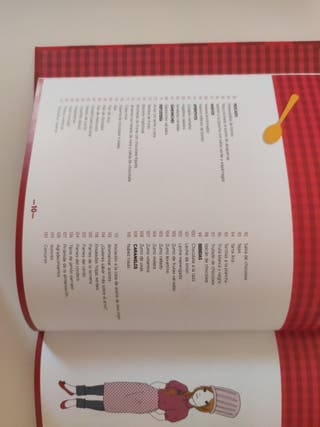 Libro de cocina para niños La cuchara de oro