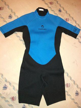 Traje neopreno niño Tribord - Decathlon . Talla 12