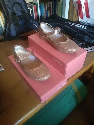 zapatos niña Conguitos talla 31
