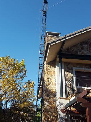 Torre radioaficionado