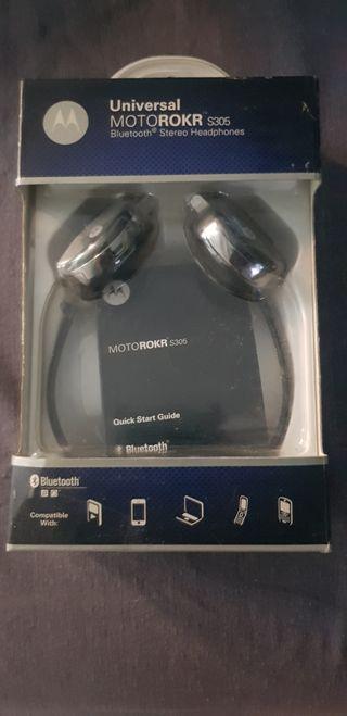 Auriculares Motorola MotoROKR S305