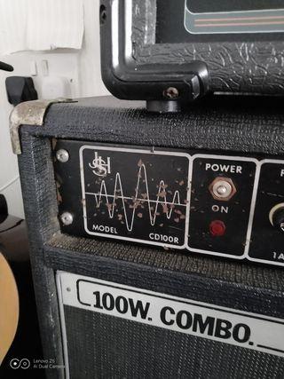 jhs amplifier (John hornby skewes)