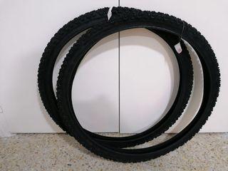 Cubiertas o neumáticos mountain-bike, btt o mtb 26