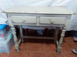 mesa escritorio o mesa entrada