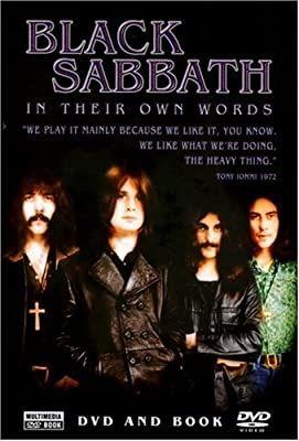 black Sabbath DVD nuevo a estrenar libro historia