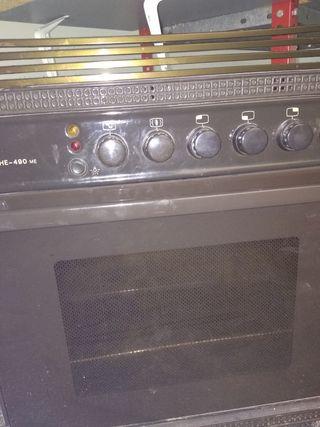 horno eléctrico Teka