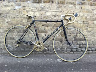 #1984 Raleigh Record sprint custom built with more