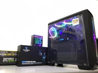 Pc gaming 2k intel I5 9400 Y GTX 1070 TI 8GB