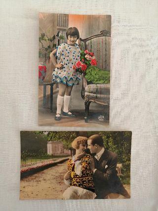 Postales retrato Made in France