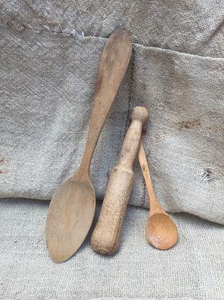 Set 3 utensilios cocina.
