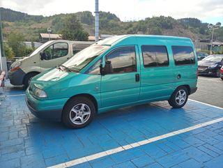 Fiat scudo 2.0 jtd 110cv itv cada año 2002
