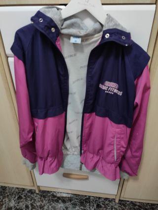 chaqueta vintage 1980