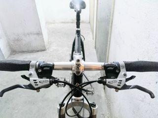 bicicleta montaña clásica Cannondale