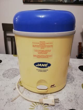 Esterilizador eléctrico Jane