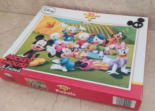 Puzzle de Disney