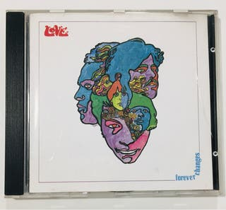 LOVE : Forever Changes Disco Cd