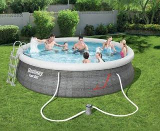 piscina hinchable 457x107m