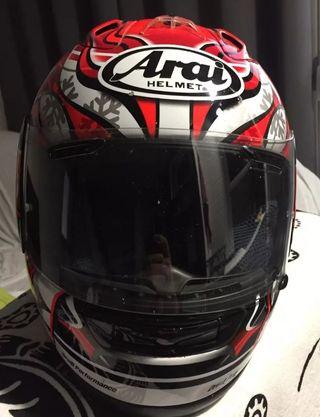 casco Arai Rx 7 Corsair Haga, talla M