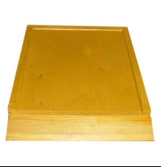 Base colmena langstroth enlazada