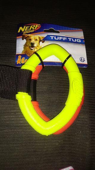 juguete nerf para perro