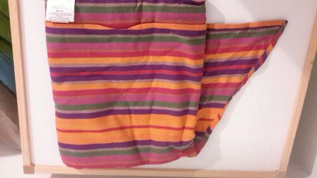 fular - bandolera portabebés de tela marca amazona