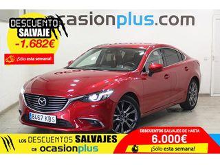 Mazda Mazda 6 2.2 DE Luxury 129 kW (175 CV)