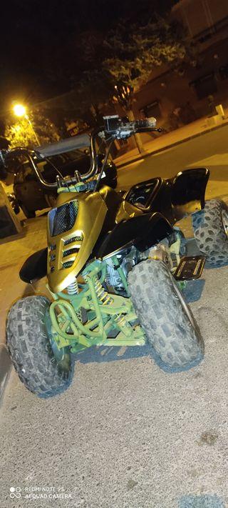 quad 50cc 4 Tiempos