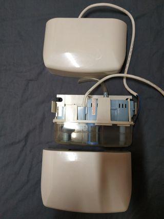 aire acondicionado bomba interior