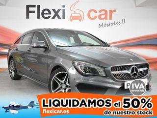 Mercedes CLA CLA 200 CDI AMG Line Shooting Brake