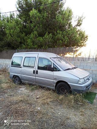 Fiat Scudo 2001