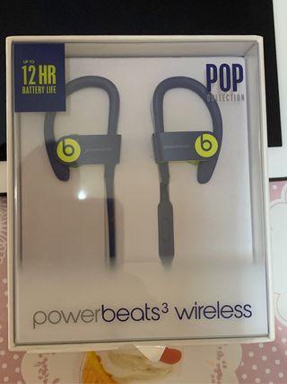 Power beats 3 wireless 100€ nuevos a estrenar.