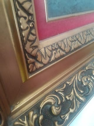 Cuadro de decoración clásica