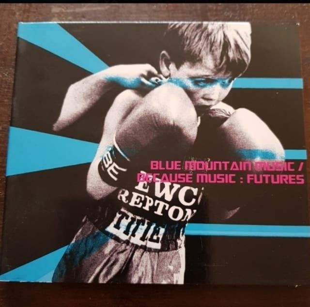 Blue Mountain Music / Because Music. Futures CD