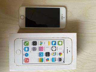 Vendo iPhone 5s dorado