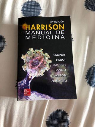 Harrison Manual de Medicina Interna (19 ed)