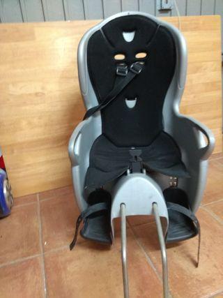 silla de niñ@ para bicicleta