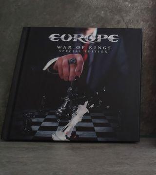 EUROPE CD-DVD