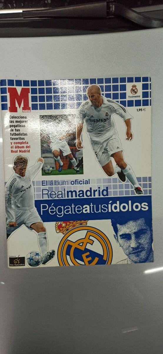 ALBUM REAL MADRID