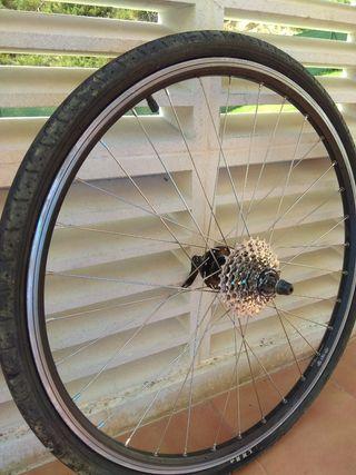 "Rueda bicicleta 26"""