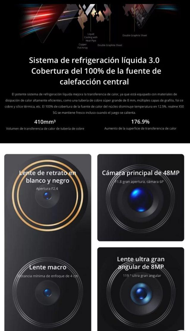 Realme x50 - 5G